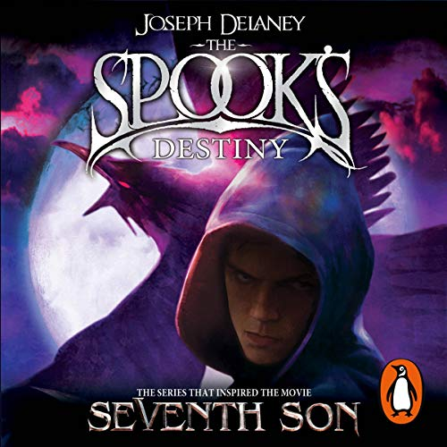 The Spook's Destiny audiobook cover art