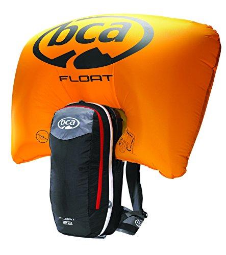 bca Erwachsene Lawinenairbags Float 22 Airbag Black, 53 x 34 x 12 cm, 22 Liter
