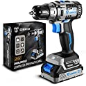 Deko 20V Cordless Drill Driver Kit with 1.5A Battery