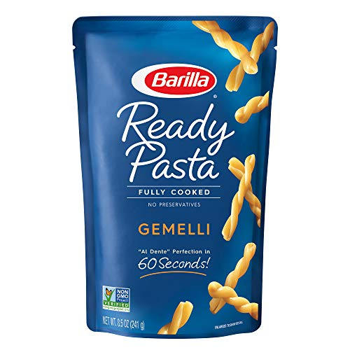 6-Pack Barilla Ready Pasta Elbows Non-GMO, 8.5 Oz for 5.70