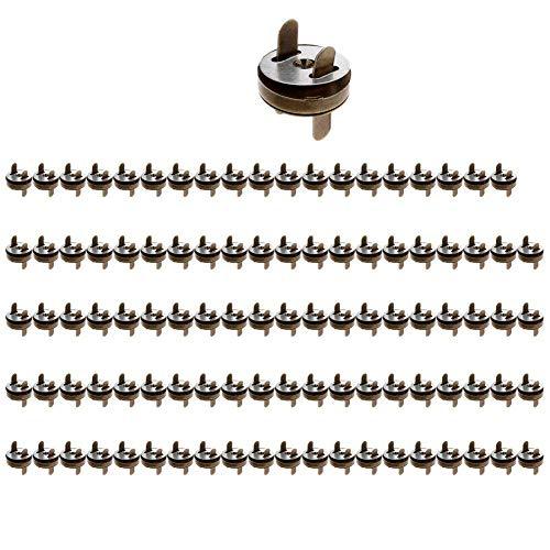 Tocone Cierre Magnético Botones Magnéticos Bolsa Cierres Cierres de Botón para Coser,...