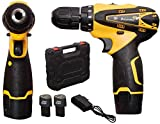 Best Cordless Power Drills - TWONE 10 mm Keyless Chuck 12V Cordless Drill/Screwdriver Review