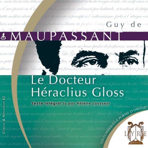 Couverture de Le Docteur Héraclius Gloss