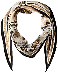 Vince Camuto Women's Splendor and Opulence Printed Kite Scarf