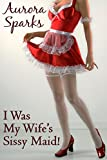 I Was My Wife's Sissy Maid! (Sissified Husband First Time Feminization Crossdressing Size Queen Cuckold Menage Erotica DP Spanking Cheating Wife Novelette)