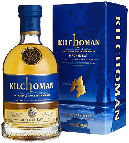 Kilchoman Single Malt Scotch Whisky Machir Bay, (1 x 0.7 l)
