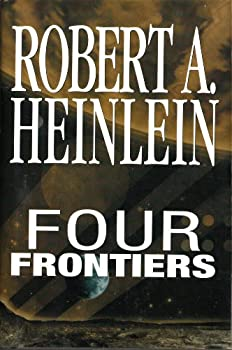 Four Frontiers - Rocketship Galileo Space Cadet Red Planet Farmer In The Sky  Rocket Ship Galileo Space Cadet Red Planet Farmer in the Sky