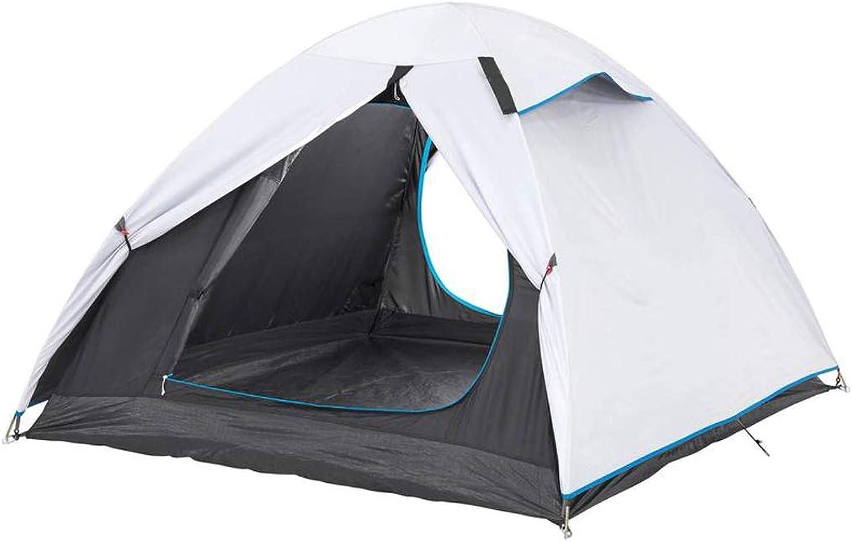 Fulitanghuang Camping Dome Zelt Regendicht Leichtgewicht Winddicht 2-3 Personen Familienzelt