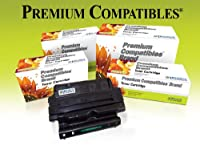 Premium Compatibles Inc. CE411A-RPC Replacement Ink and Toner Cartridge for Hewlett Packard Printers, Cyan by Premium