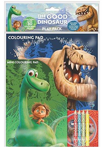 Anker The Good Dinosaur Play Kit avec coloriage Pad
