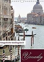 Fotografischer Streifzug durch Venedig (Wandkalender 2022 DIN A4 hoch): Ein fotografischer Streifzug durch Venedig mit Barbara Wichert und Doris Krueger (Monatskalender, 14 Seiten )