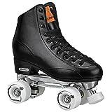 Roller Derby Cruze XR Hightop Mens Roller Skate, 11, Black