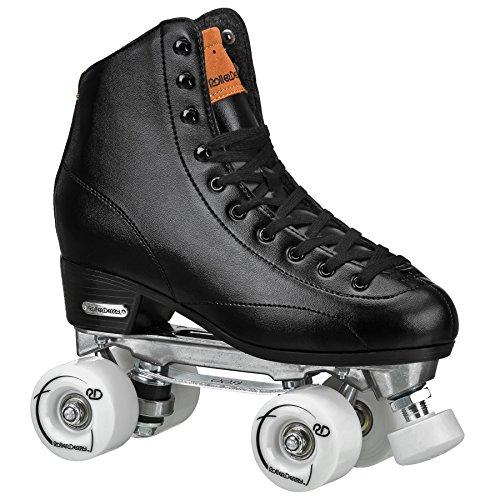 Roller Derby Cruze XR Hightop Mens Roller Skate, 03, Black