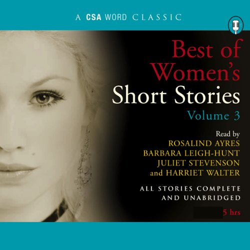Best of Women's Short Stories, Volume 3 audiobook cover art