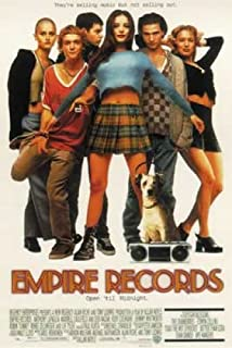 Empire Records - Movie Poster (Size: 27'' x 40'') (Poster & Poster Strip Set)