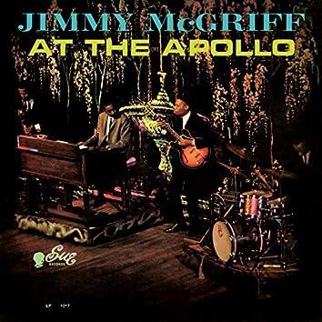 Jimmy McGriff At The Apollo
