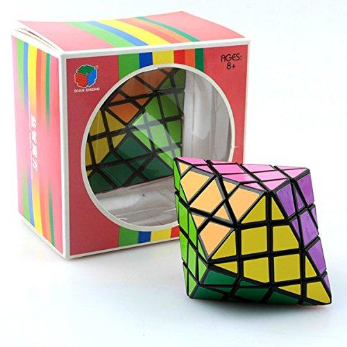 EasyGame Diansheng Cara girando octaedro, 7x7x7cm