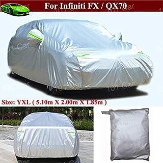 Impermeable/Resistente al Viento/Polvo/resistente a los arañazos coche, SUV, vehículo para sol Al
