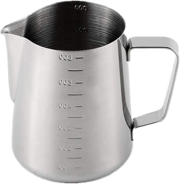 Milk Frothing Outlet SALE Pitchers Pitcher for Latte Making Max 58% OFF Coffee Art