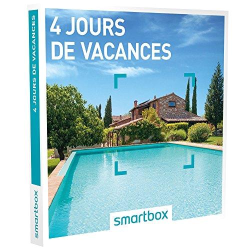 Coffret Smartbox 4 jours de vacances