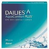 dailies aquacomfortplus -3,50 (90lenses)