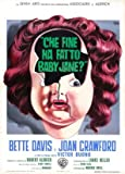 What Ever Happened to Baby Jane? Joan Crawford –