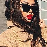 ShZyywrl Occhiali da Sole Occhiali da Sole Donna Colore Caramella Occhiali da Vista Cat Eye Occhiali da Sole Colorati Personalizzati Tenden