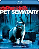 Pet Sematary (Blu-ray Disc, 2013) NEW