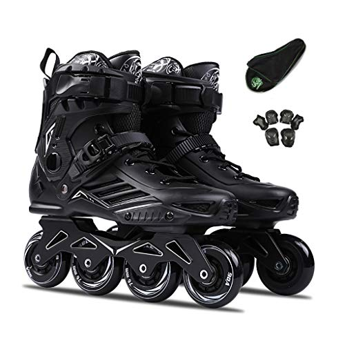 Sljj Inline Roller Skates For Interior-Exterior Adulto Adultos Patines En Línea De...