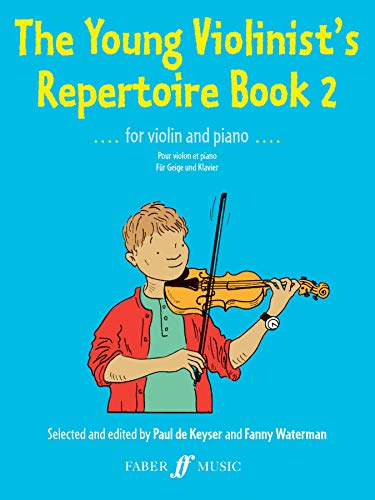 YOUNG VIOLINISTS REPERTOIRE BK: For Violin and Piano (The Young Violinist's Repertoire)