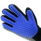 Pet Grooming Glove and Deshedding Brush - Perfect for Cat and Dog...
