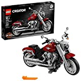 LEGO Creator Expert Harley-Davidson Fat Boy 10269 Building Kit, New 2020 (1,023 Pieces)
