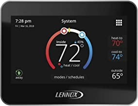 Lennox 15Z69 iComfort M30 Universal Smart Programmable Thermostat, 4.3