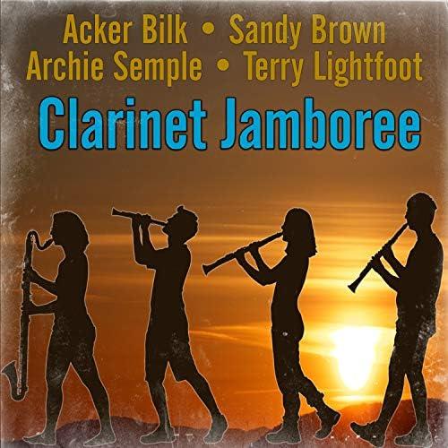 Acker Bilk, Sandy Brown & Archie Semple