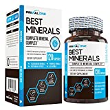 Best Minerals - Complete Multi Mineral Supplement for Men & Women - Boost Performance, Fluid Balance &...