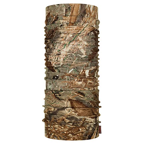 Buff Duck Blind Tour de cou polaire Mossy Oak Marron FR : Taille Unique (Taille Fabricant : Taille One sizeque)