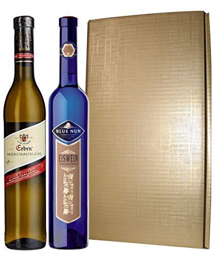 Langguth Erben Exklusives Dessertwein Geschenkset Süß (2 x 0.5 l)
