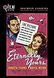 Eternally Yours [Edizione: Stati Uniti] [Italia] [DVD]