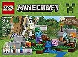 Minecraft LEGO 208 PCS The Iron Golem Brick Box Building Toys