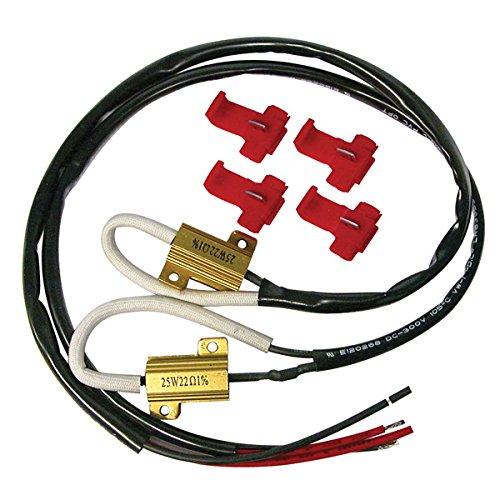Pilot 0729012 4481 Éclairage à LED Résistor Câble, 5 W
