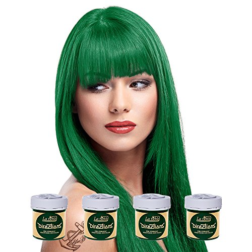 La Riche Directions Haarfarbe 4er Pack (Apple Green)