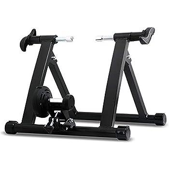 Magnética Turbo Trainer - Resistencia variable cubierta Bicicleta ...