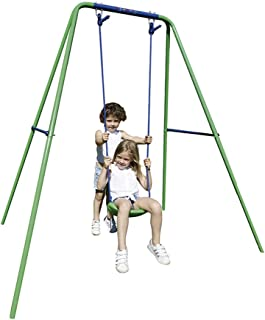 MySwing Columpio niños 11 Individual para jardín