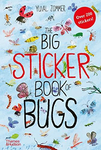 The Big Sticker Book of Bugs (Big Book)