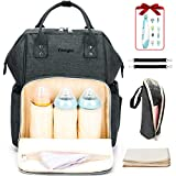 Baby Diaper Bag Mummy Backpack Multi-Function Traveling Backpack Purse Large Capacity Waterproof Nursing