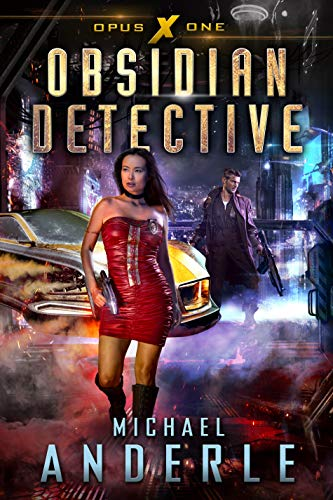 Obsidian Detective by Anderle, Michael ebook deal