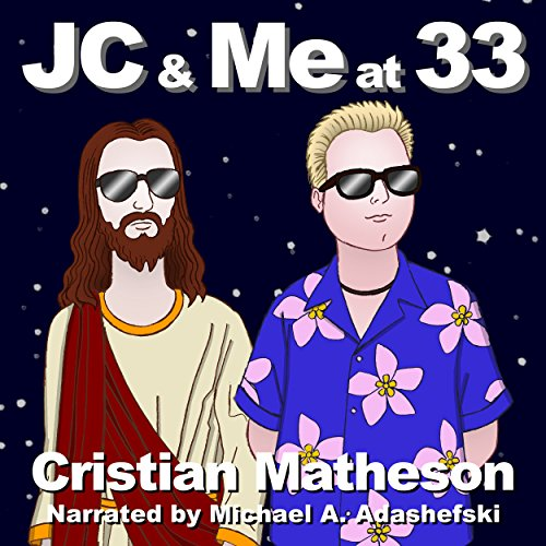 JC & Me at 33 audiobook cover art