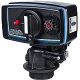 AFWFilters 5600-FT Fleck 5600 Timer Valve Backwash Head for Filter only Tanks, Black...
