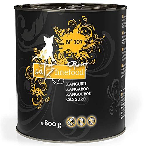 Catz finefood Purrrr No.107 Känguru (1 x 85 g)