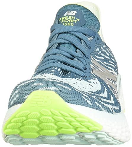 New Balance W1080D10_39, Zapatillas de Running Mujer, Jet Stream Gletscher, EU